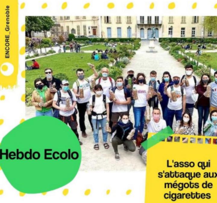 Hebdo Ecolo, un mouvement fédérateur
