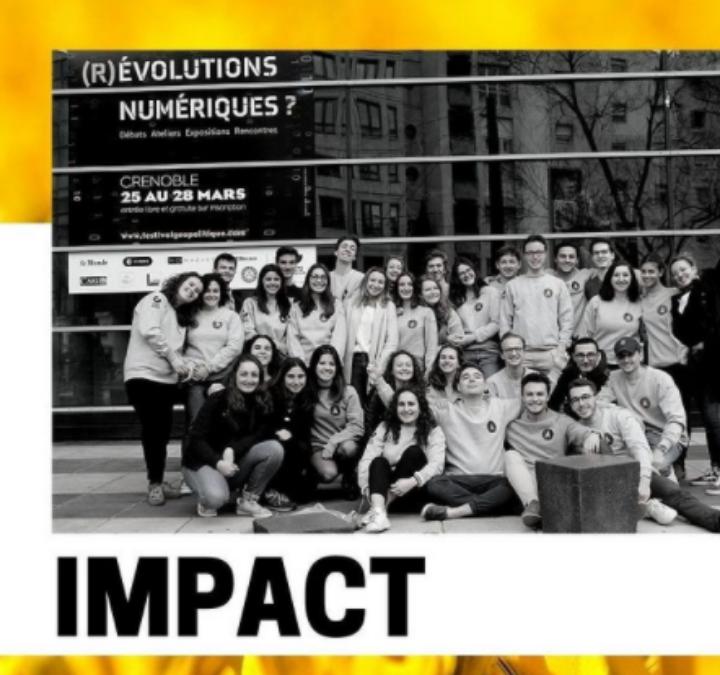 Impact, l'association qui bouge
