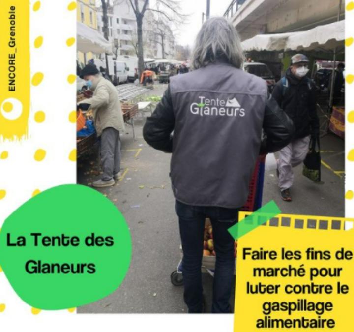La tente des glaneurs Grenoble
