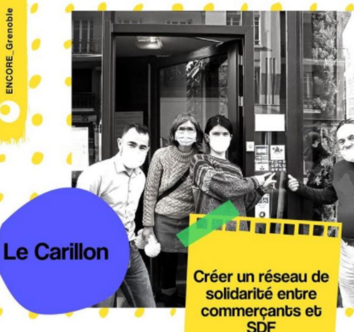 Le temps de la solidarité avec le Carillon