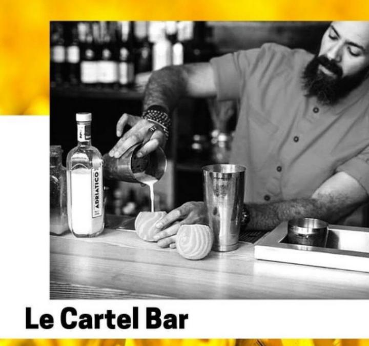 Les incontournables créations du Cartel Bar