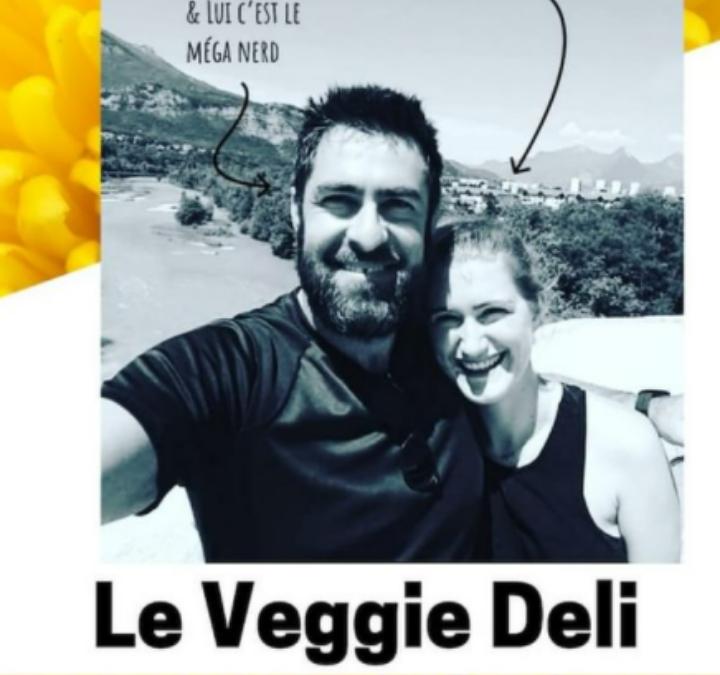 Barbecue végétal avec Veggie Deli