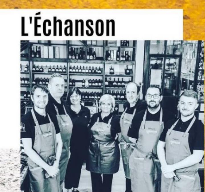 Que de bons vins chez L'Echanson